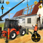 Mobile Home Builder Construction Games 2021 MODs APK 1.9