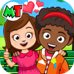My Town : Best Friends' House games for kids MODs APK 1.06