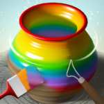 Pottery Master– Relaxing Ceramic Art MODs APK 1.4.0