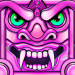 Scary Temple Final Run Lost Princess Running Game MODs APK 4.2