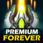 WindWings: Space shooter, Galaxy attack (Premium) MODs APK 1.0.12