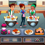 Cooking Cafe – Food Chef MODs APK 3.4