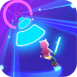 Cyber Surfer: >Free Game > the Rhythm Knight MODs APK 0.1.03