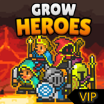 Grow Heroes VIP MODs APK 5.8.3