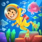 Kiddos under the Sea : Fun Early Learning Games MODs APK 1.0.2