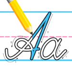 Kids Learn Cursive Writing – Cursive For Toddlers MODs APK 10.0