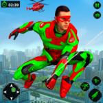 Light Robot Superhero Rescue Mission MODs APK 1.24