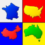 Maps of All Countries in the World: Geography Quiz MODs APK 3.1.0