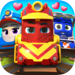 Mighty Express – Play & Learn with Train Friends MODs APK 1.2.9