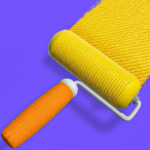 Paint Roll MODs APK 0.6