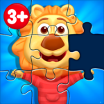 Puzzle Kids – Animals Shapes and Jigsaw Puzzles MODs APK 1.5.4