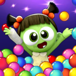 SPOOKIZ PANG: Bubble Shooting MODs APK Varies with device
