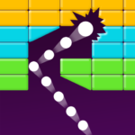 Brick Breaker – Crush Block Puzzle MODs APK 1.07