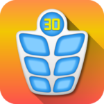 Six Pack in 30 Days – Abs Workout at Home MODs APK 1.6.4