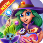 WitchLand – Bubble Shooter 2021 MODs APK 1.0.24