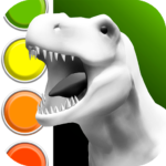 Dinosaurs 3D Coloring Book MOD (Unlimited Money)