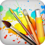 Drawing Desk Draw Paint Color Doodle & Sketch Pad  5.8.4 MOD (Drawing Desk Weekly Offer)
