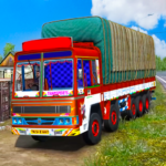 Indian Truck Simulator 2021: New Lorry Truck Games MOD (Unlimited Money) 1.6