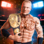 MMA Star Fighting Games: Pro Wrestling Game 2021  2.5 MOD (Unlock Players)