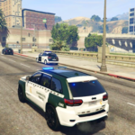 Police Car Game🚓 – New Game 2021: Parking 3D MOD (Unlimited Money) 0.5