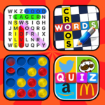 Puzzle book – Words & Number Games MOD (Unlimited Money) 2.8