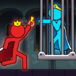 Red And Blue Stickman MOD (Unlimited Money) 1.0.4
