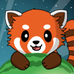 Red Panda: Casual Slingshot & Animal Logic Game MOD (Unlimited Money) 1.0.3