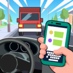 Text And Drive! MOD (Unlimited Money) 0.6