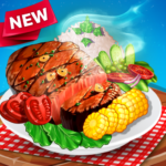 Cooking Crush – Madness Crazy Chef Cooking Games MOD (Unlimited Money) 2.3