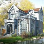 Houses Jigsaw Puzzles MOD (Unlimited Money) 2.10.7