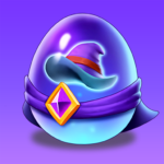 Merge Witches – merge&match to discover calm life MOD (Unlimited Money) v1.5.0
