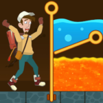 Pull Him Up: Brain Hack Out Puzzle game MODs APK 2.4