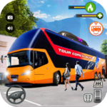Tourist Coach Highway Driving MOD (Unlimited Money) 1.1.3