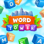 Word Tower – Free Offline Word Game MOD (Unlimited Money) 1.1.17