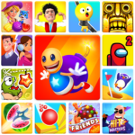 All Games, Puzzle Game, New Games MODs APK 1.22