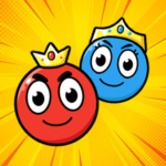 Red and Blue Ball : The Forest MODs APK 1.0.3