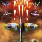 Top Fighter: WWII airplane Shooter MODs APK 44