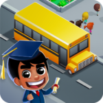 Idle High School Tycoon – Management Game MOD APK  (Unlimited Money) 1.1.1