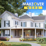 Makeover Word: Home Design & Word Connect Game MOD APK  (Unlimited Money) 1.0.14