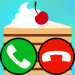 fake call and sms cake game MOD APK  (Unlimited Money) 7.0