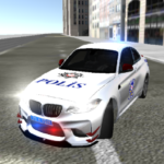 American M5 Police Car Game: Police Games 2021 MOD APK  (Unlimited Money) 1.4