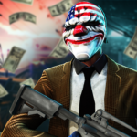 Gangster Crime Bank Robbery -Open World Games 2021 MOD APK  (Unlimited Money) 3.5