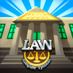 Law Empire Tycoon – Idle Game Justice Simulator MOD APK  (Unlimited Money) 1.9.2