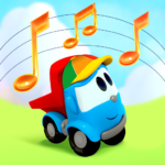 Leo the Truck: Nursery Rhymes Songs for Babies MOD APK  (Unlimited Money) 1.0.67