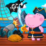 Pirate Games for Kids MOD APK  (Unlimited Money) 1.2.5