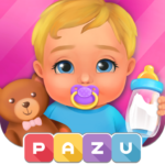 Chic Baby 2 – Dress up & baby care games for kids MOD APK  (Unlimited Money) 1.39