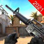 Counter Terrorist Ops:FPS Game MOD APK  (Unlimited Money) 1.0.7