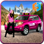 New York Taxi Duty Driver: Pink Taxi Games 2018 MOD APK  (Unlimited Money) 5.02