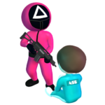 Pink Game: Squid, Fish Game MOD APK  (Unlimited Money) 1.0.9