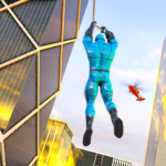 Rope Hero Man: Spider Miami City Gangster MOD APK  (Unlimited Money) 1.2